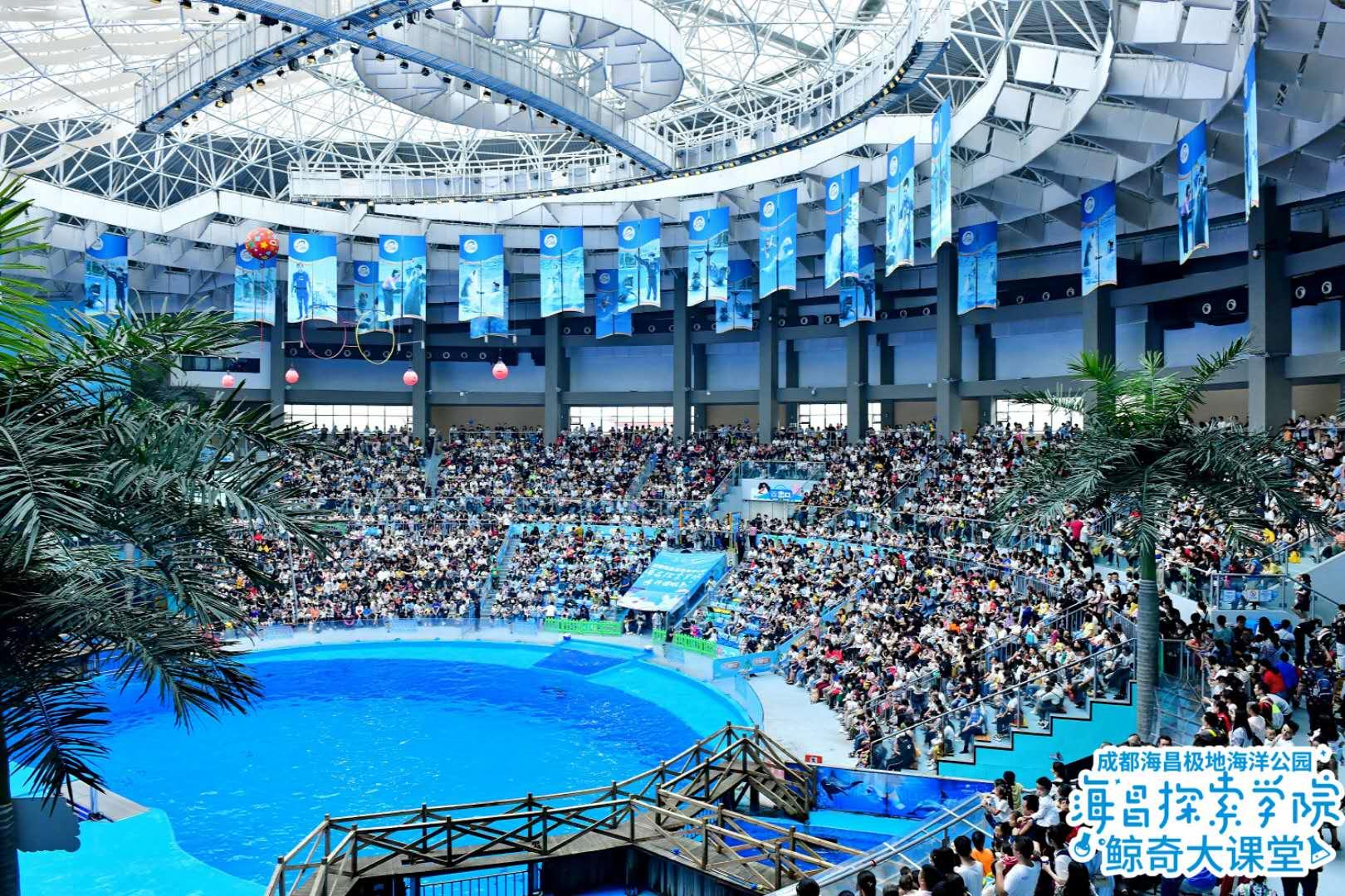 成都海昌极地海洋公园荣获成都市2019年度文明旅游诚信服务先进单位称号